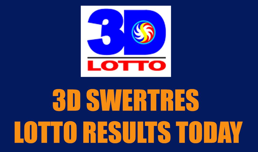3D SWERTRES RESULT Monday 5 July 2021